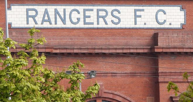 Rangers: Set to be renamed The Rangers FC