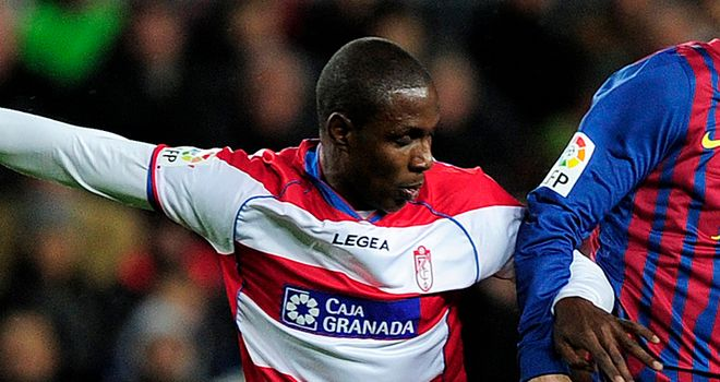 Odion Ighalo: Grabbed a late goal for Granada