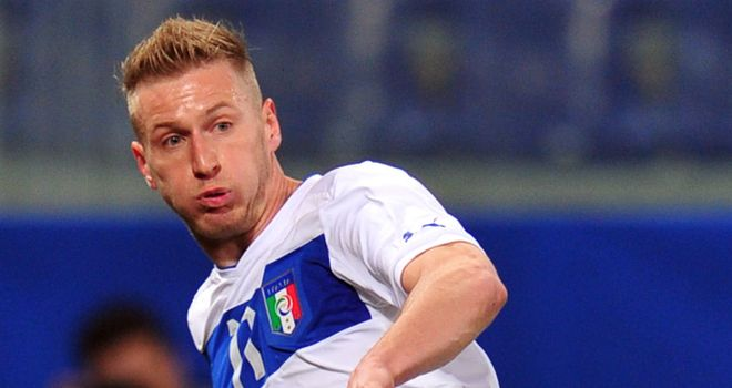 Ignazio Abate: Hoping to help Italy past England and into the semi-finals of Euro 2012
