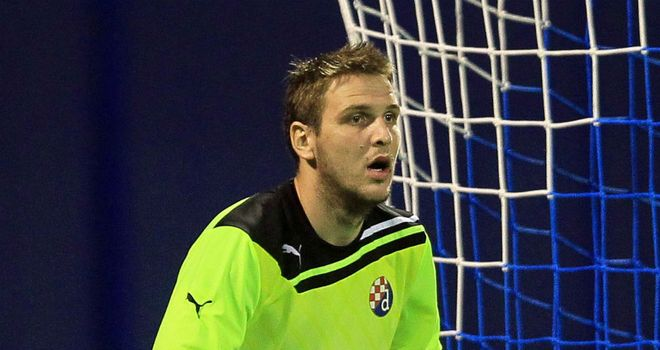 Ivan Kelava: Dinamo keeper hoping for a win