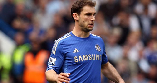 Branislav Ivanovic: Staying at Chelsea this summer, according to his agent
