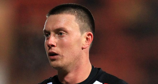 Joe Cardle: Scored for Dunfermline