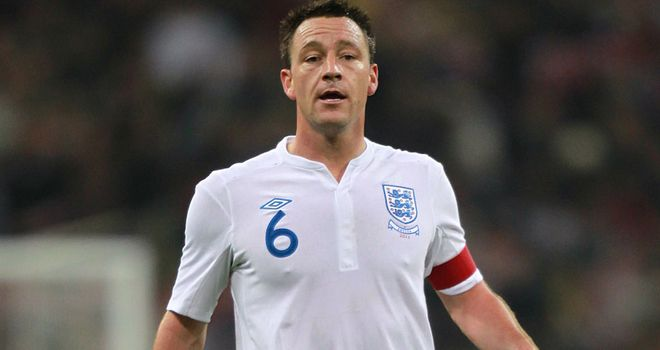 John Terry: Doubts surround the centre-back's off-field issues and on-field form