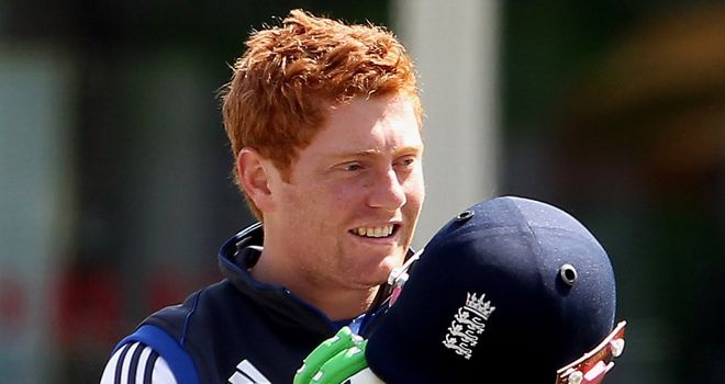 Jonny Bairstow: England batsman made Test debut at Lord's against West Indies