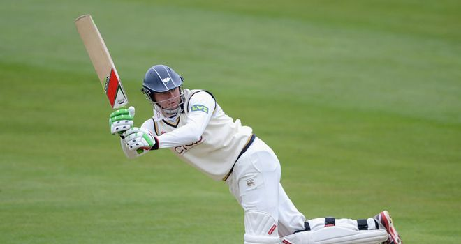 Strong foundation: Root has a terrific temperament - and talent to match, says Wardy