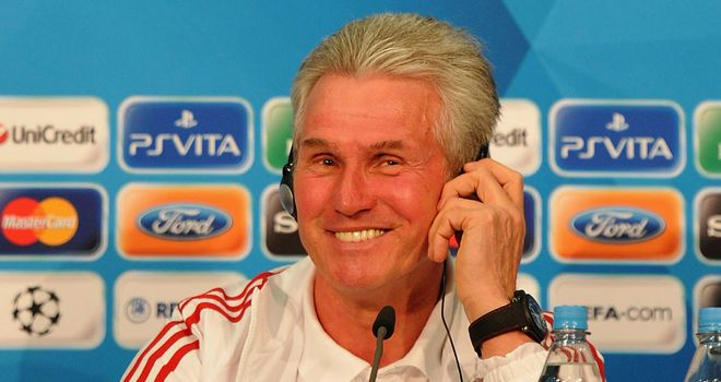 Jupp Heynckes: Has defended Arsenal manager Arsene Wenger