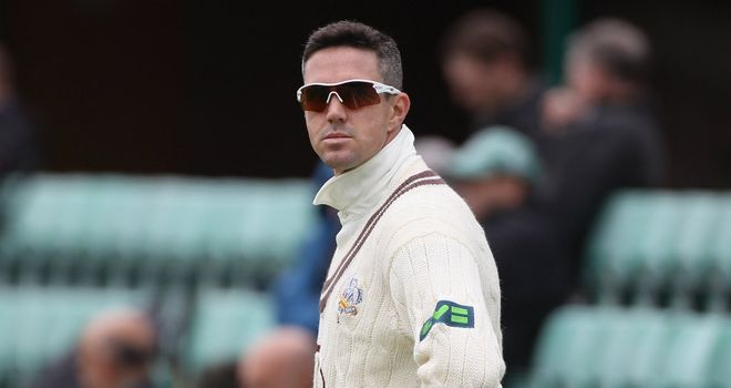 Kevin Pietersen: Will not feature in Surrey's County Championship match with Middlesex