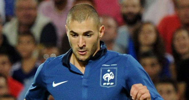Karim Benzema: Says France have a 'big desire' to succeed at Euro 2012