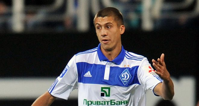 Yevhen Khacheridi: Believed to be a target for a number of Premier League sides
