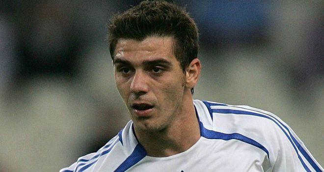 Kostas Katsouranis: Was part of Greece's triumphant Euro 2004 side
