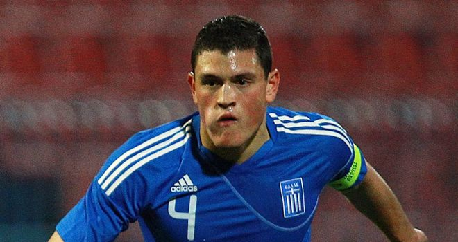 Kiriakos Papadopoulos: The striker helped Greece claim their first win in five games