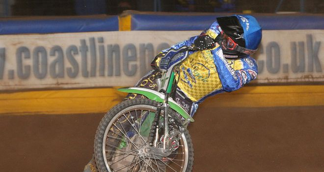 Timo Lahti: Drafted into the Eastbourne Eagles team following Kim Nilsson's injury