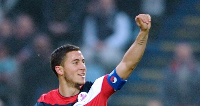 Eden Hazard: Keeping quiet on which club he has decided to join