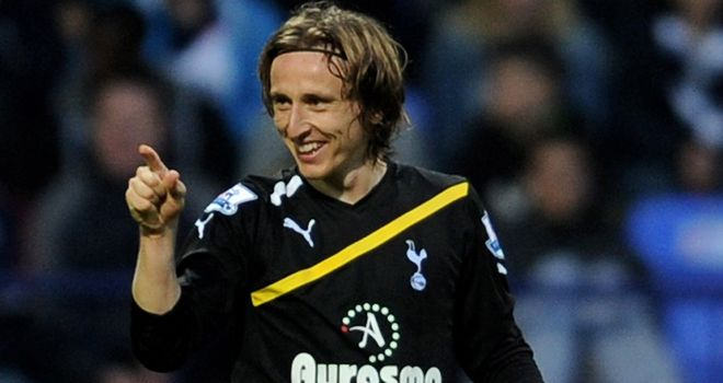 Luka Modric: Thought to be on his way out of Spurs this summer
