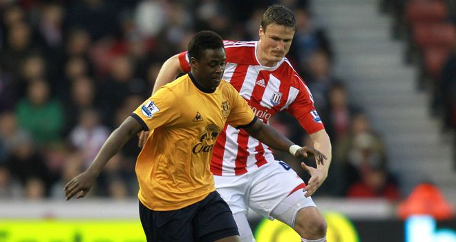 Magaye Gueye: Frenchman heading home on loan