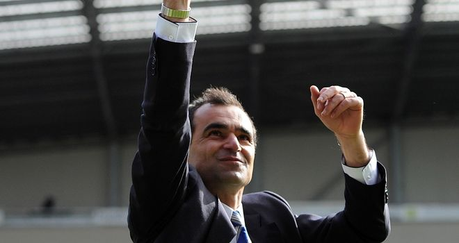 Roberto Martinez: Has not been approached by Tottenham, according to Wigan chairman Dave Whelan