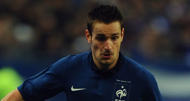 Mathieu Debuchy: Full-back focused on France
