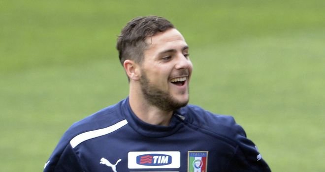 Mattia Destro: Has joined Roma after enjoying an impressive season at Siena