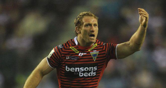 Monaghan: partnership with Lee Briers is vital