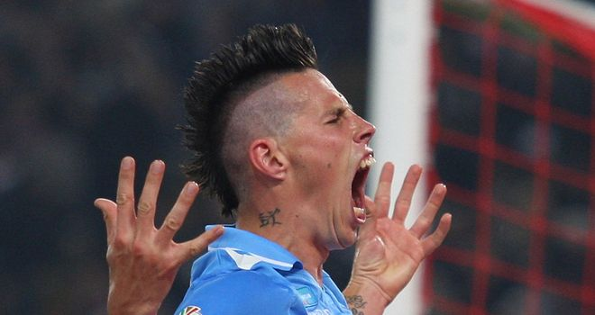 Marek Hamsik: Slovakian midfielder is committed to Napoli