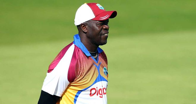 Ottis Gibson: Has signed a new three-year deal to stay with West Indies