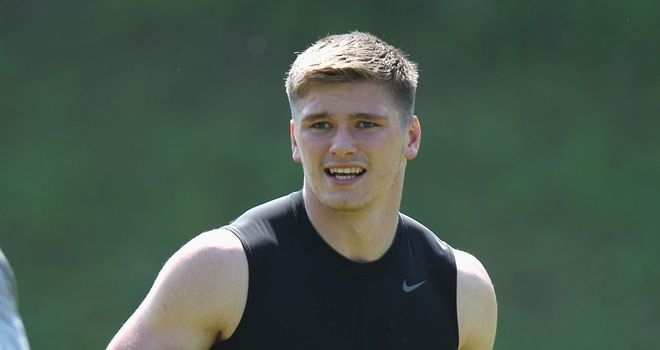 Owen Farrell: Taking the positives from performance in South Africa