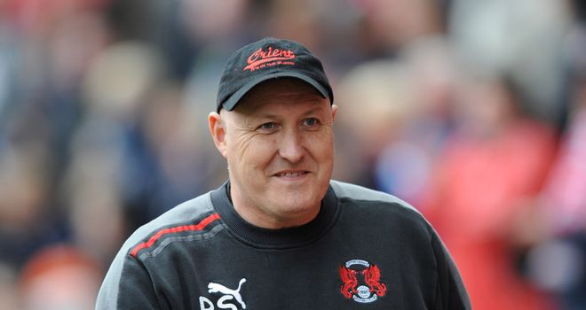 Russell Slade: Pleased with Cox winner