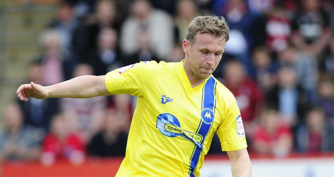 Ryan Jarvis: Amongst the goals