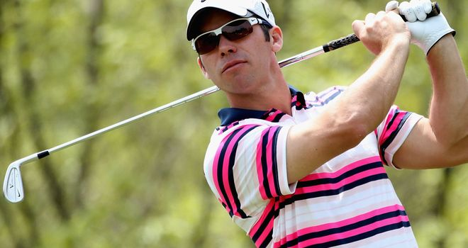 Paul Casey: Hoping troublesome shoulder will be ready for Wentworth