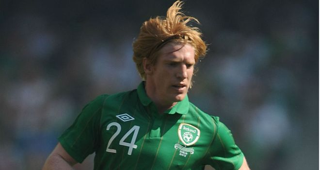 Paul McShane: Mixed emotions when he was chosen for Euro 2012 squad