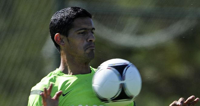 Ricardo Costa: Portugal have made it safely through to the semi-finals of Euro 2012