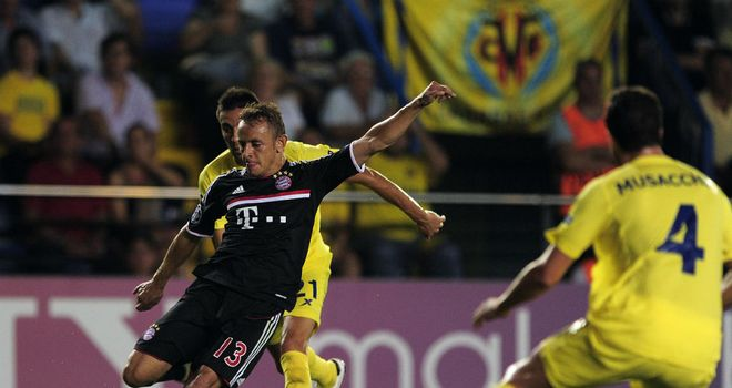 Rafinha: Brazilian defender hopes Bayern can reach another final