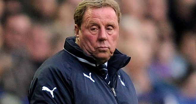 Harry Redknapp: Was overlooked for the England manager's job