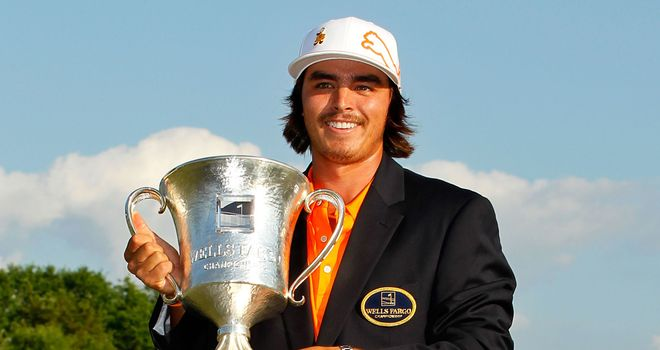 Rickie Fowler: birdied first extra hole to claim Wells Fargo Championship