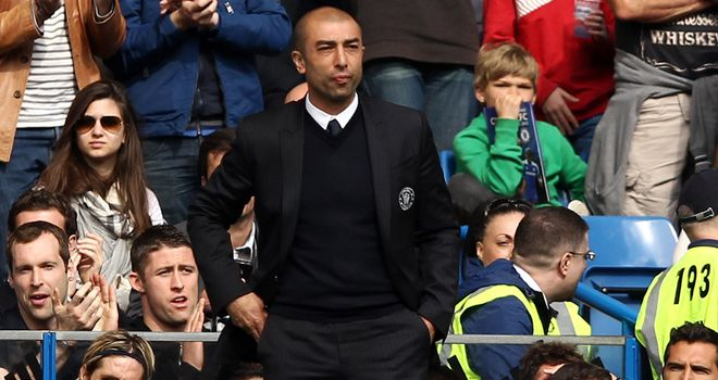 Roberto Di Matteo: Intends to push the injured Cahill and Luiz this week