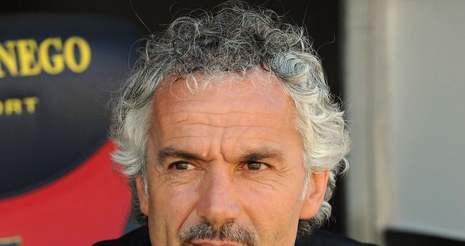 Roberto Donadoni: Parma coach will be hoping for another top-10 finish