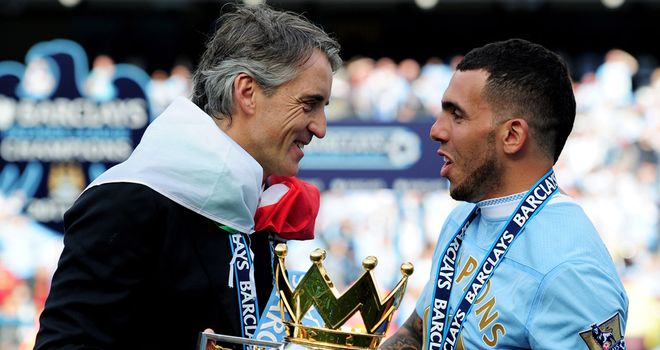 Carlos Tevez: Was wanted by AC Milan in January
