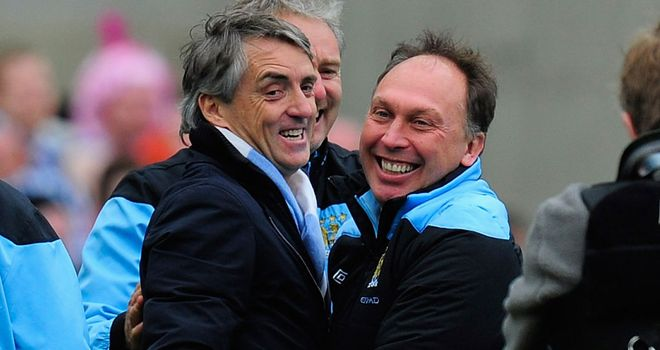David Platt: Still believes that Manchester City can reach the last 16 of the Champions League