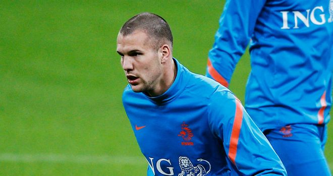 Ron Vlaar: Feyenoord defender is waiting to learn if Aston Villa will press ahead with their interest