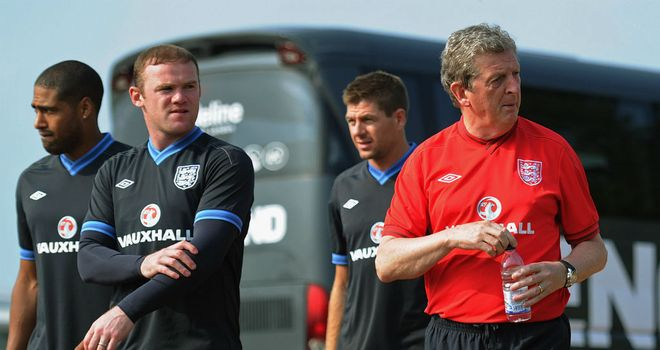 Roy Hodgson: Fully aware of England's history and desperate to bring back the glory days