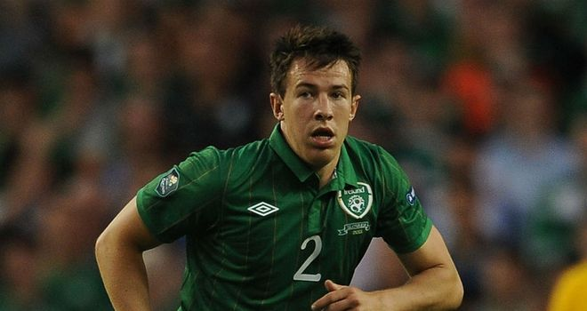 Sean St Ledger: Republic of Ireland international is looking for a new club