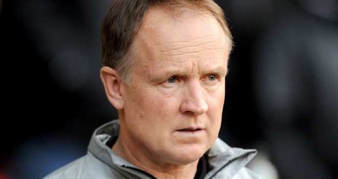 Sean O'Driscoll: Bad call on this occasion
