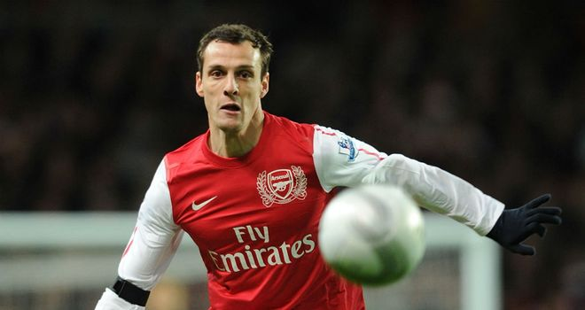 Sebastien Squillaci: Will see his contract expire at the end of the season