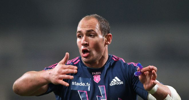 Sergio Parisse: Two tries inspired Stade Francais