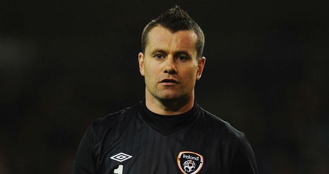 Shay Given: Announced his retirement from international football with Republic of Ireland