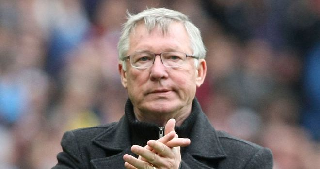 Sir Alex Ferguson: Manchester United manager pleased with response