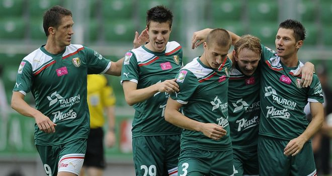 Slask Wroclaw: Winger Waldemar Sobota says he is focused at the Polish club