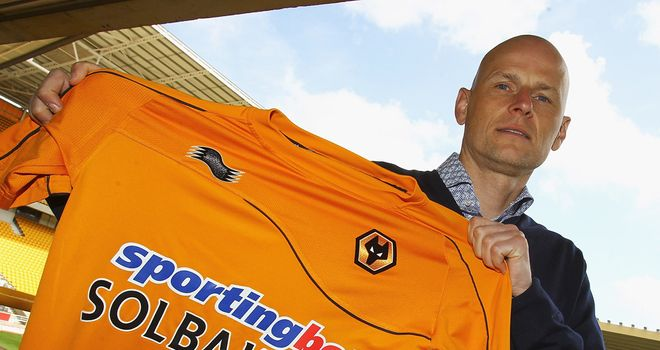 Stale Solbakken: Wolves boss assessing armband options