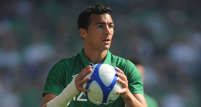 Stephen Kelly: Excited about Euro 2012 and keen to make an impact
