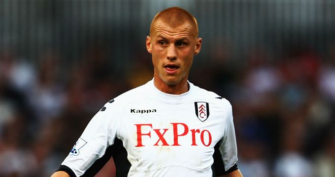 Steve Sidwell: Knows recent matches have been entertaining